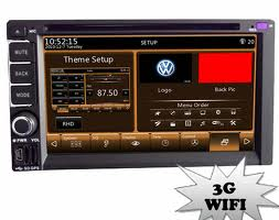 PANTALLA DOBLE DIN GPS CON TDT Y 3G WINDOW WIFI FRONTAL EXTRAIBLE