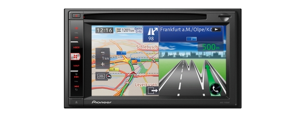 PANTALLA DOBLE DIN PIONEER NAVIGATION WITH DVD AVIC-F950BT